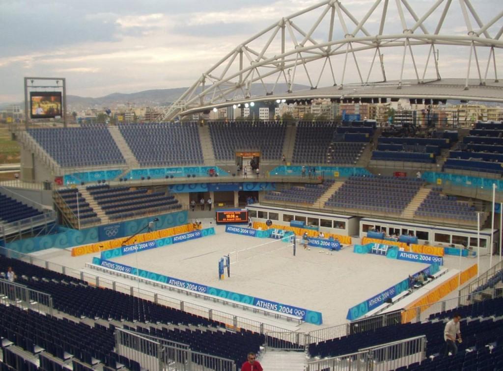 Ολυμπιακό Κέντρο Beach Volley 2004