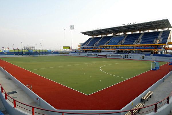 Ολυμπιακό Κέντρο Hockey 2004