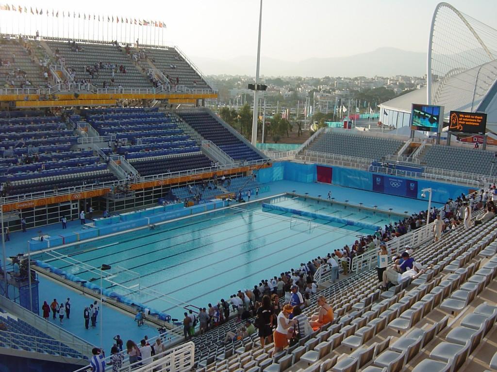 Ολυμπιακό Κολυμβητήριο 2004