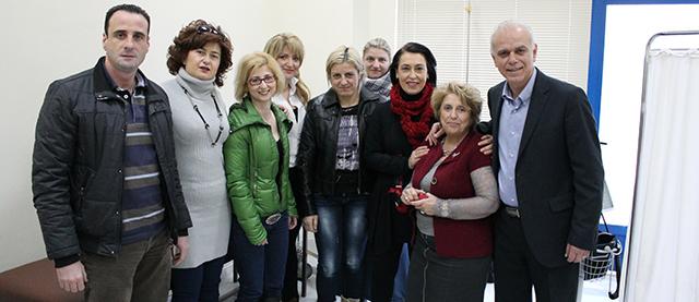 Κοινωνικό Ιατρείο Δήμου Περιστερίου - Βούλα Ζυγούρη 2