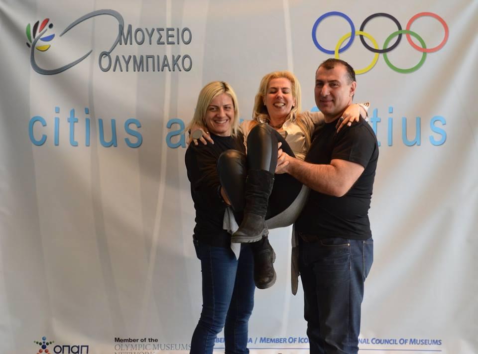 Ολυμπιακό Μουσείο - Βούλα Ζυγούρη 1