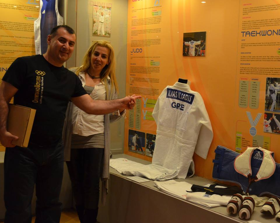 Ολυμπιακό Μουσείο - Βούλα Ζυγούρη 2