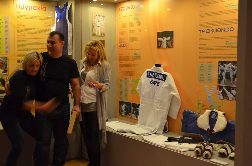 Ολυμπιακό Μουσείο - Βούλα Ζυγούρη 3