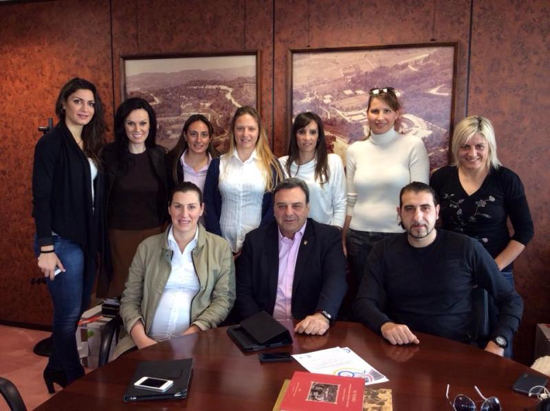 Σύλλογος Ελλήνων Ολυμπιονικών - Βούλα Ζυγούρη