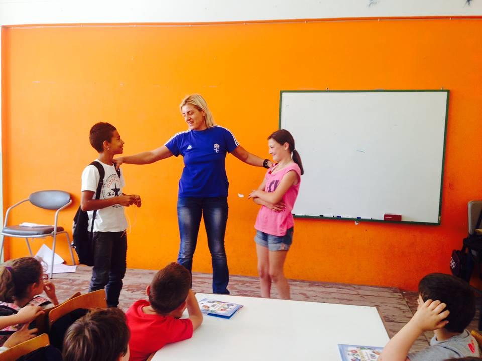 Σεμινάριο κατά του σχολικού εκφοβισμού Βούλα Ζυγούρη 2