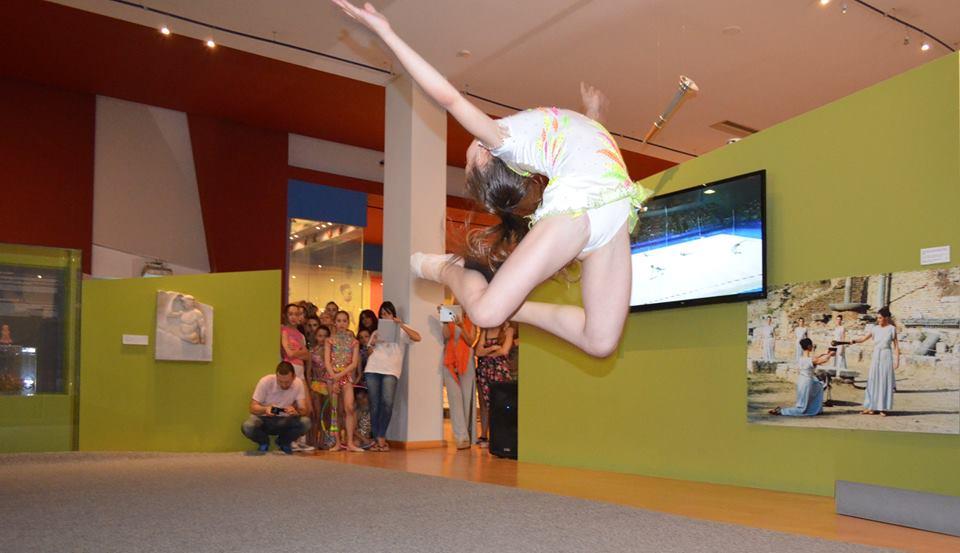 Παγκόσμια Ολυμπιακή Ημέρα 2014 - Βούλα Ζυγούρη 1
