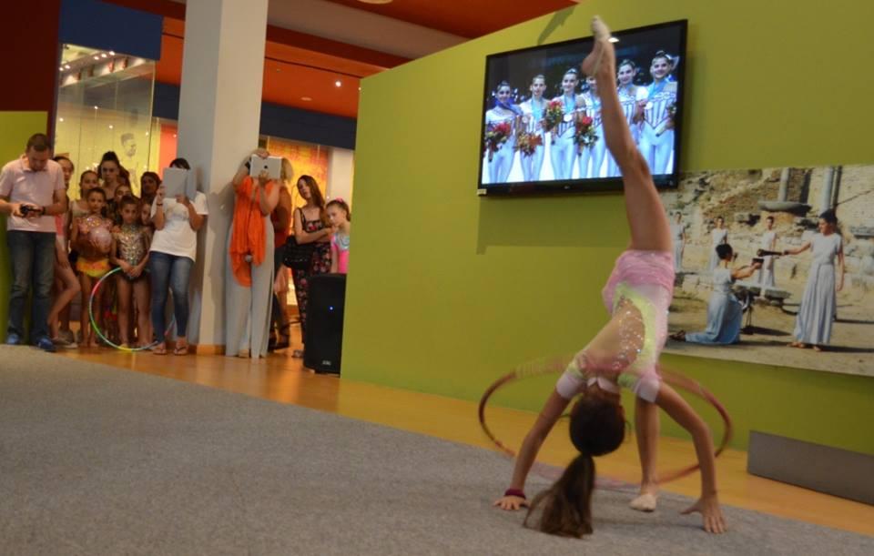Παγκόσμια Ολυμπιακή Ημέρα 2014 - Βούλα Ζυγούρη 3