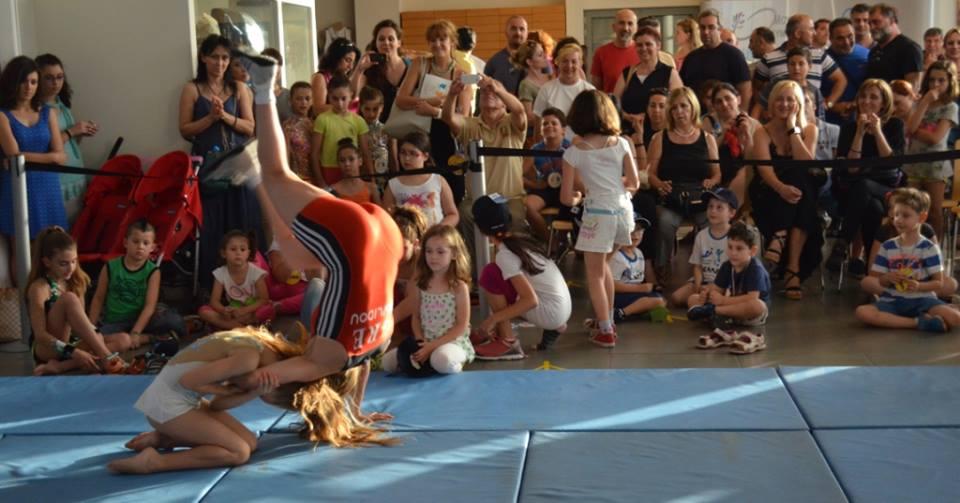 Παγκόσμια Ολυμπιακή Ημέρα 2014 - Βούλα Ζυγούρη 8