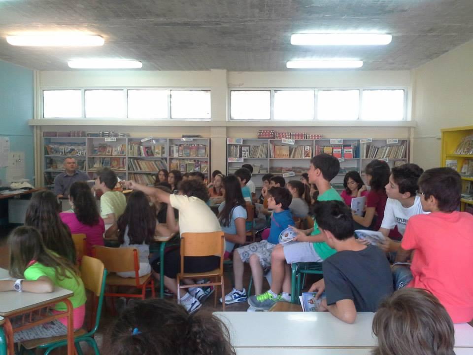 1ο Δημοτικό Σχολείο Γαλατσίου 10