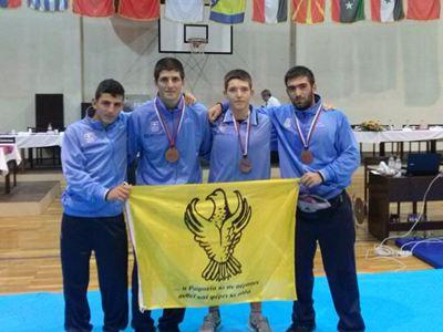 1ο Μεσογειακό Πρωτάθλημα Παίδων Κορασίδων Σερβία