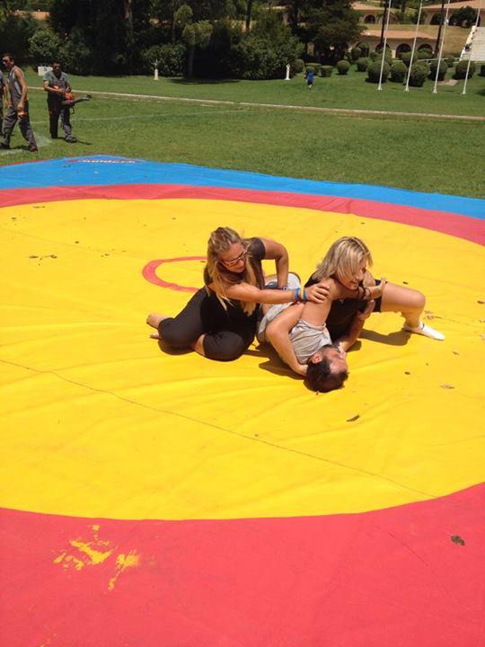 Imagine Peace Youth Camp - Αρχαία Ολυμπία 2014 - Βούλα Ζυγούρη 11