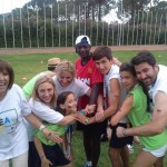 Imagine Peace Youth Camp - Αρχαία Ολυμπία 2014 - Βούλα Ζυγούρη 14