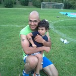 Voula Zygouri - Wrestling lessons - Imagine Peace Youth Camp 2014 (102)