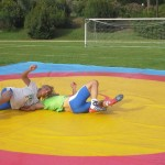 Voula Zygouri - Wrestling lessons - Imagine Peace Youth Camp 2014 (103)