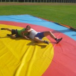 Voula Zygouri - Wrestling lessons - Imagine Peace Youth Camp 2014 (110)