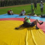 Voula Zygouri - Wrestling lessons - Imagine Peace Youth Camp 2014 (118)