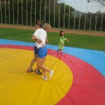 Voula Zygouri - Wrestling lessons - Imagine Peace Youth Camp 2014 (130)