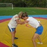 Voula Zygouri - Wrestling lessons - Imagine Peace Youth Camp 2014 (136)