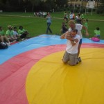 Voula Zygouri - Wrestling lessons - Imagine Peace Youth Camp 2014 (153)