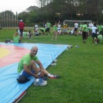 Voula Zygouri - Wrestling lessons - Imagine Peace Youth Camp 2014 (47)