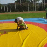Voula Zygouri - Wrestling lessons - Imagine Peace Youth Camp 2014 (66)