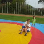Voula Zygouri - Wrestling lessons - Imagine Peace Youth Camp 2014 (99)