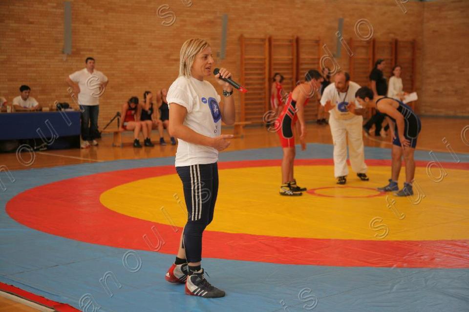 1η Πανελλήνια Ημέρα Σχολικού Αθλητισμού - Βούλα Ζυγούρη 3