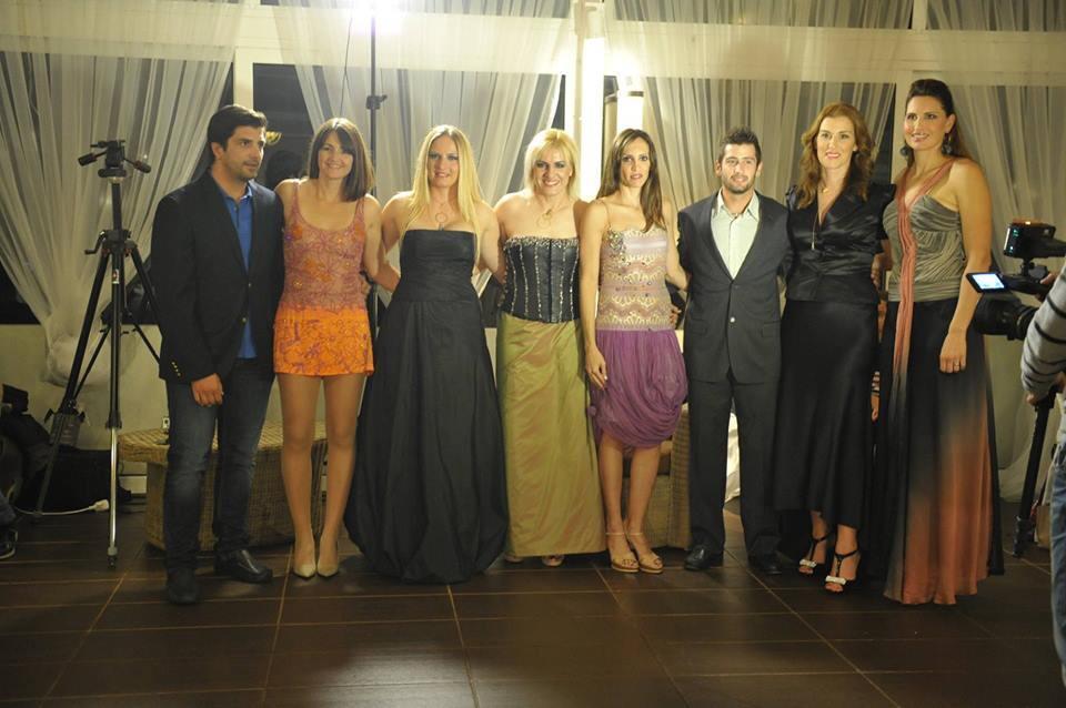Επίδειξη μόδας του Ναυτικού Oμίλου ΕΝΟΑ - Ολυμπιονίκες - Βούλα Ζυγούρη 4
