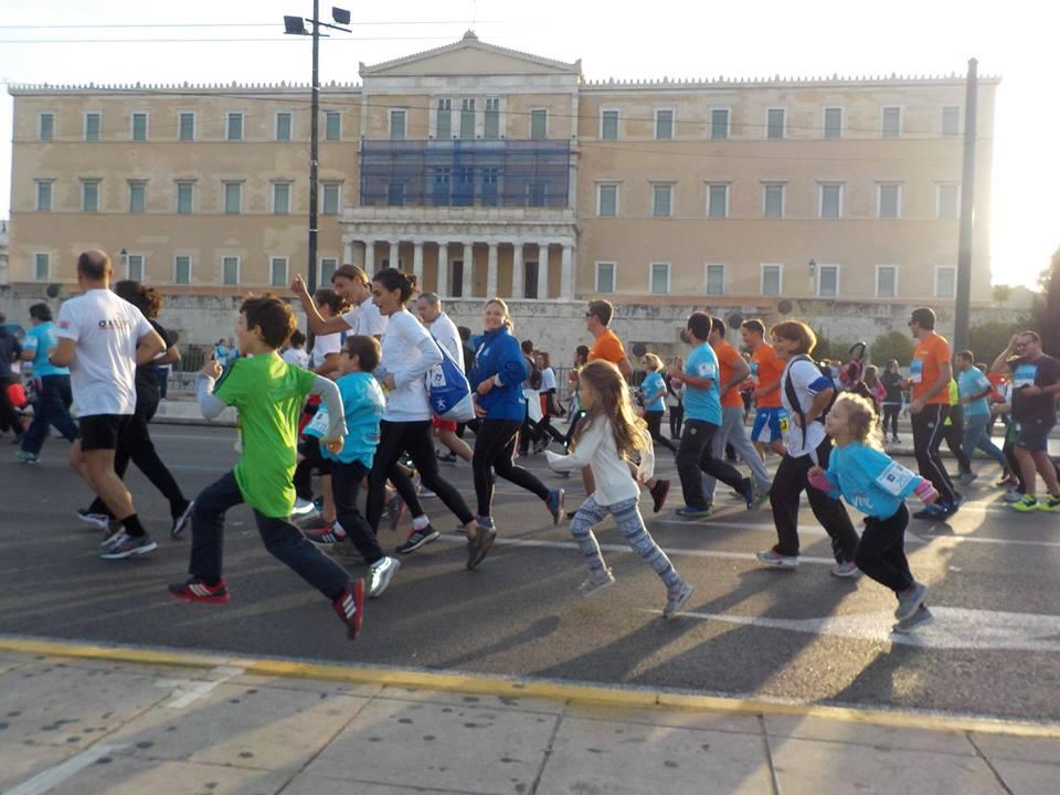 Σύλλογος Ελλήνων Ολυμπιονικών - Μαραθώνιος 2