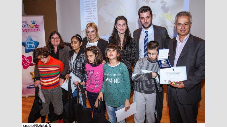 Λέμε ΟΧΙ στο σχολικό εκφοβισμό 2014 - Βούλα Ζυγούρη 2