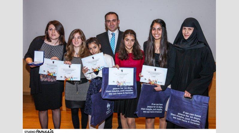 Λέμε ΟΧΙ στο σχολικό εκφοβισμό 2014 - Βούλα Ζυγούρη 3