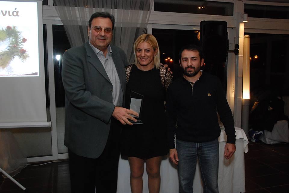 Κοπή Πίτας Συλλόγου Ελλήνων Ολυμπιονικών - Βούλα Ζυγούρη 11