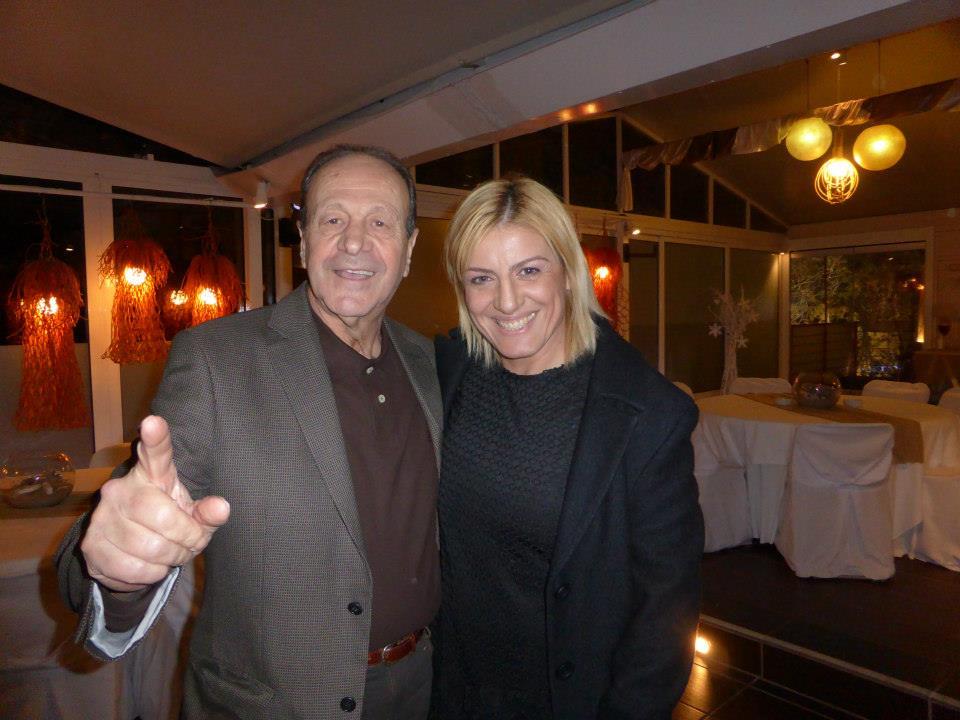 Κοπή Πίτας Συλλόγου Ελλήνων Ολυμπιονικών - Βούλα Ζυγούρη 5