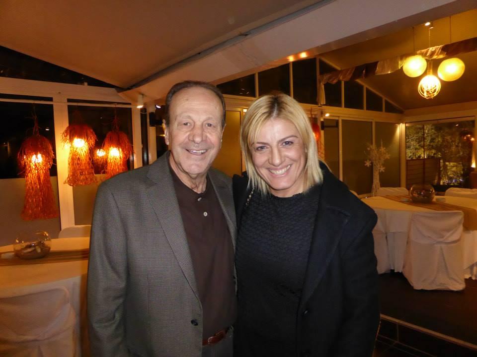 Κοπή Πίτας Συλλόγου Ελλήνων Ολυμπιονικών - Βούλα Ζυγούρη 6