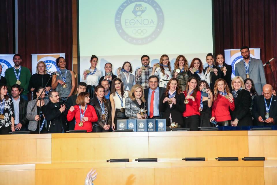 Εκδήλωση Αριστεία και Αλληλεγγύη 2014 - Βούλα Ζυγούρη