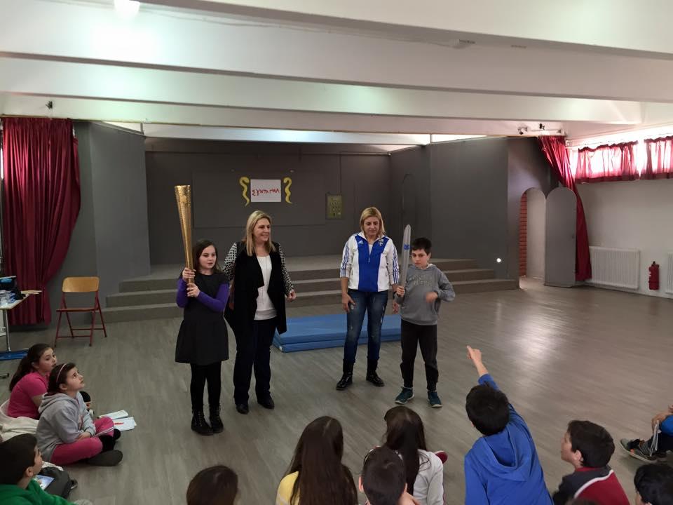 Πρόγραμμα κατά του σχολικού εκφοβισμού - 1ο Δημοτικό Ραφήνας - Βούλα Ζυγούρη 1
