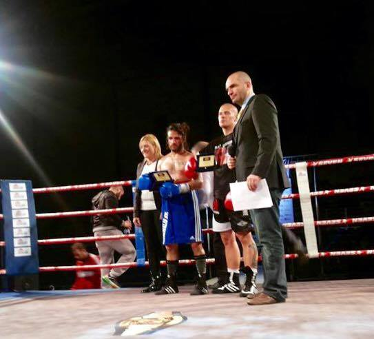Pro Boxing Challenge - The Event - 2015 - Βούλα Ζυγούρη 2