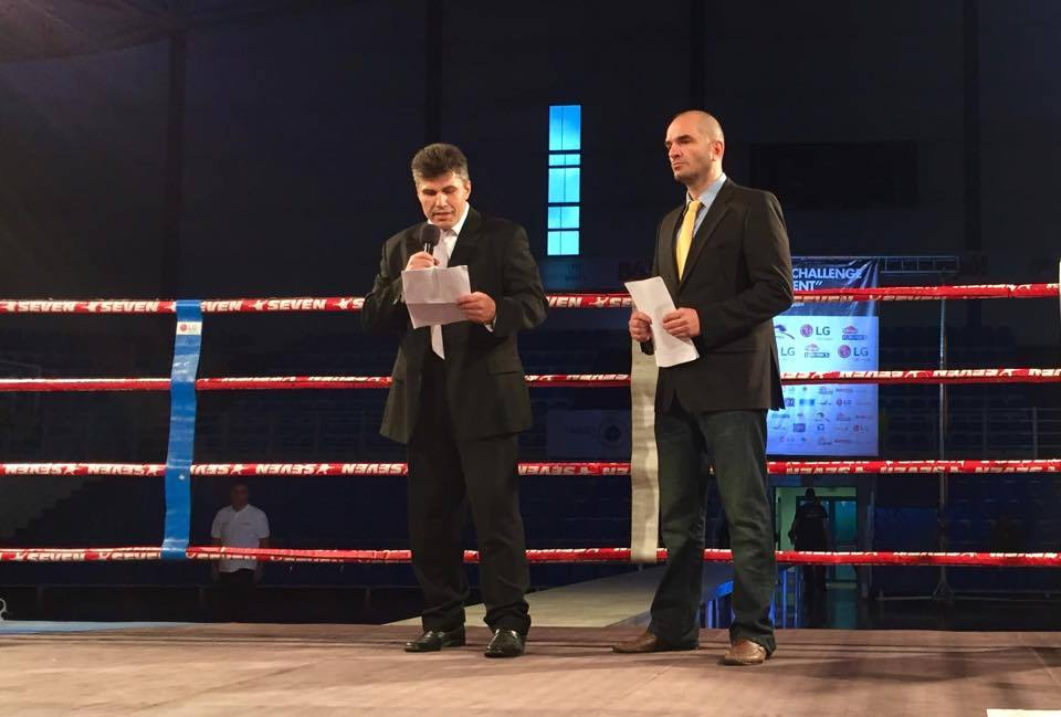 Pro Boxing Challenge - The Event - 2015 - Βούλα Ζυγούρη 4
