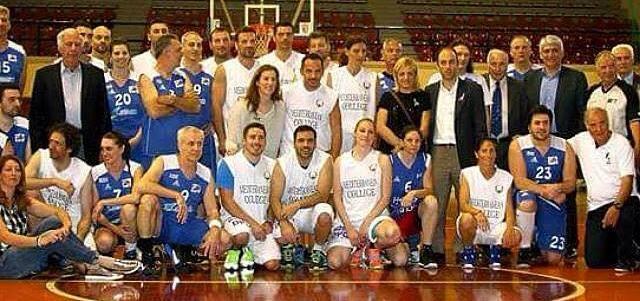 Αγώνας μπάσκετ για την στήριξη αυτιστικών ατόμων - Βούλα Ζυγούρη 1