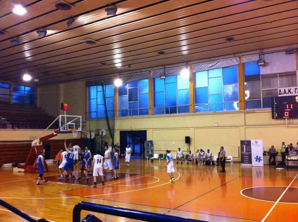 Αγώνας μπάσκετ για την στήριξη αυτιστικών ατόμων - Βούλα Ζυγούρη 3