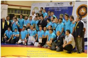 Διεθνές Τουρνουά Πάλης Ολυμπία 2015 2