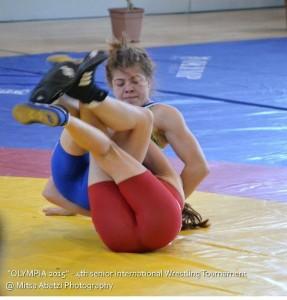 Διεθνές Τουρνουά Πάλης Ολυμπία 2015 4