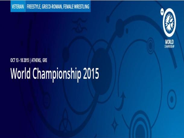 Παγκόσμιο πρωτάθλημα Πάλης Παλαιμάχων 2015
