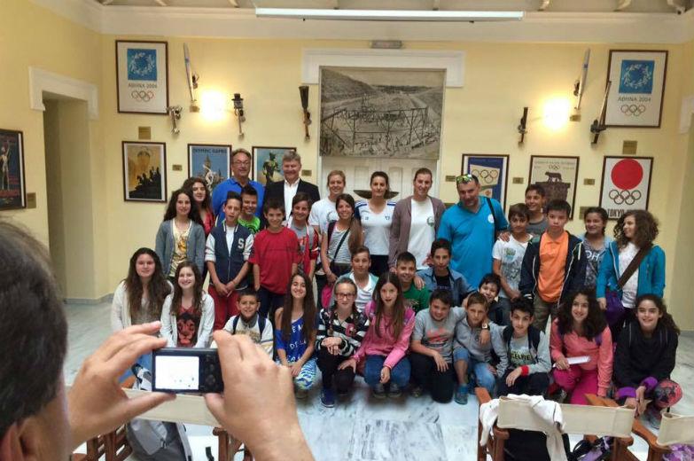 Σύλλογος Ελλήνων Ολυμπιονικών 1