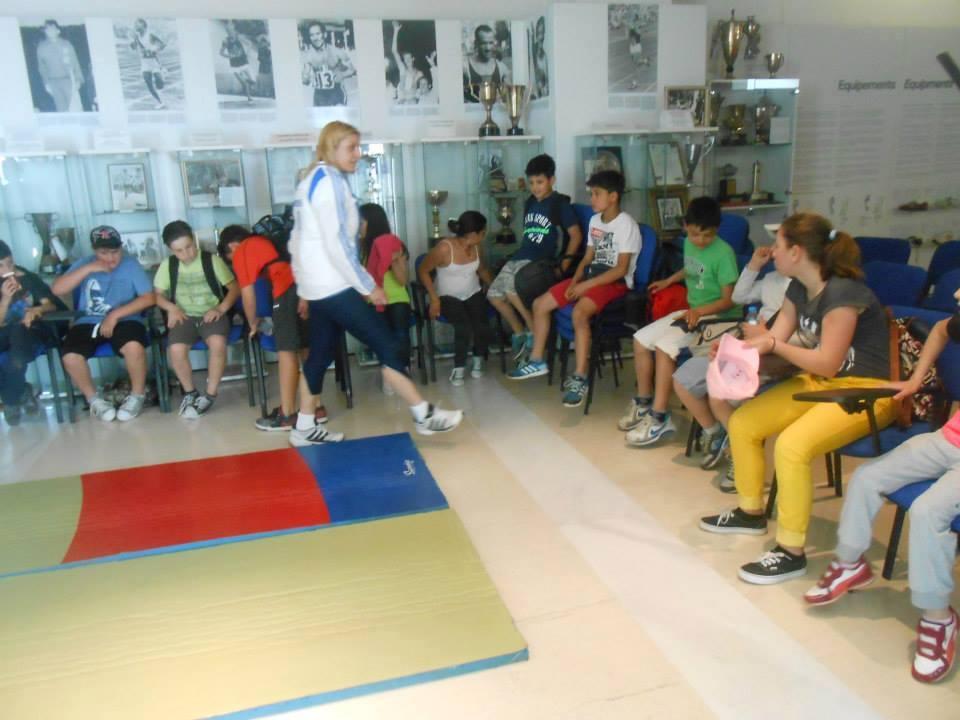 Μουσείο Μαραθωνίου Δρόμου - Βούλα Ζυγούρη 3