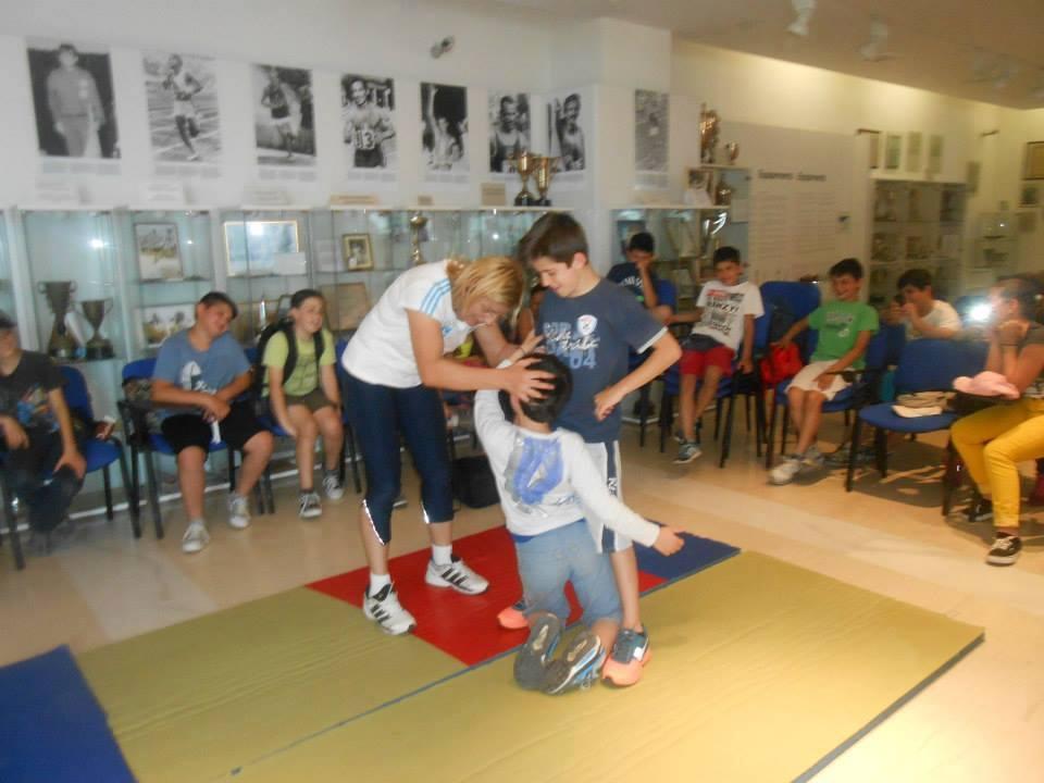 Μουσείο Μαραθωνίου Δρόμου - Βούλα Ζυγούρη 4