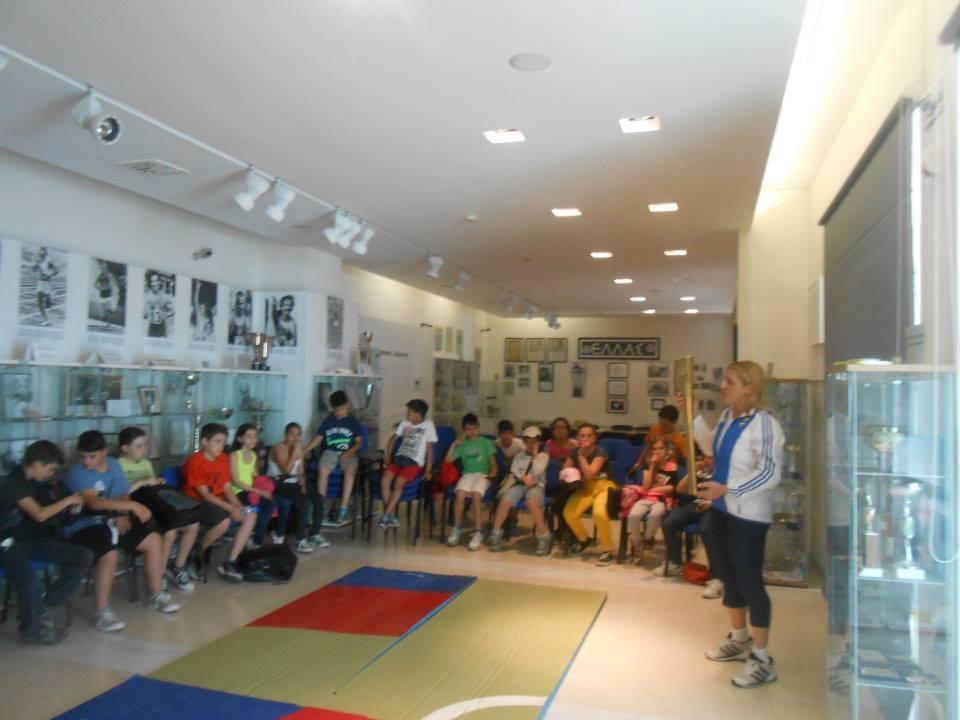 Μουσείο Μαραθωνίου Δρόμου - Βούλα Ζυγούρη 5