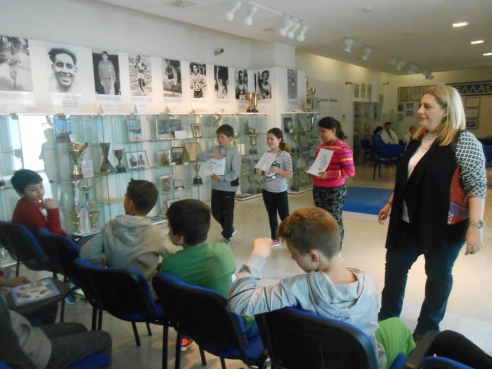 Μουσείο Μαραθωνίου Δρόμου - Βούλα Ζυγούρη 6