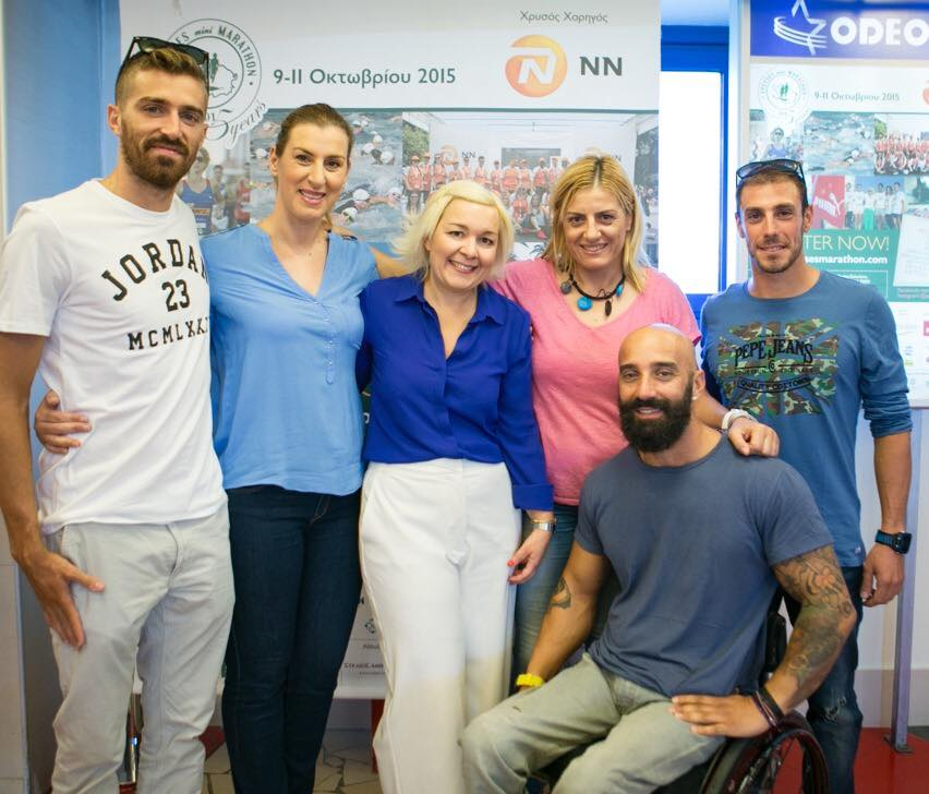 Spetses mini Marathon 2015 - Βούλα Ζυγούρη 2