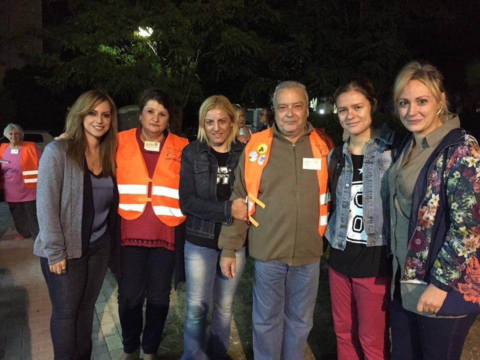 Εθελοντές Δήμου Ηρακλείου Αττικής - Βούλα Ζυγούρη